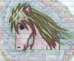 Horse Coloring by mistyfoxheart