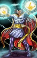 Dr Strange Colors by nahp75