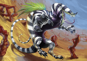 ArtTrade..ExcEsS-0 by ZombieGnu