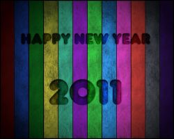 Happy new year 2011 by Pure-Flake