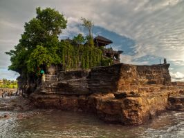 Tanah Lot - HDR by Keith65