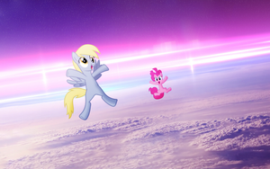 Ponies in the Sky by January3rd