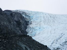 Glacier 1 by prints-of-stock