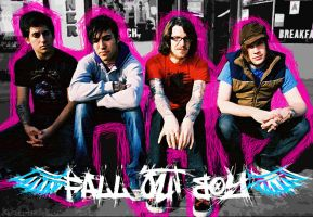 Fall Out Boy by xSkullTheifx