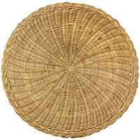 The rattan pad of the hot dish  png by Adagem