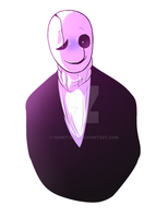 Lumi Gaster by Honey-Chai