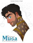 Prince Musa: The Rebellious Radical by ArsalanKhanArtist