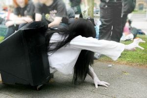 Sadako: Ring - Animagic'09 III by holzkopf