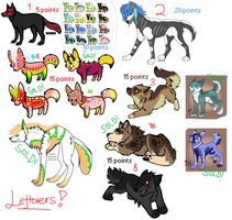 Leftover Adopts CLOSED by Hohtis