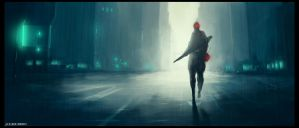 Rain by artificialdesign