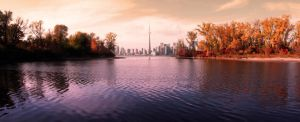 Toronto Islands II by IrethT