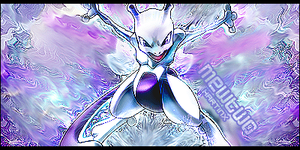 Mewtwo by HartinX