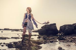 Yuna - Final Fantasy X-2 by Lesciel