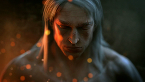 Geralt of Rivia - The Witcher by sye93