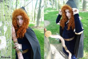 Merida - BRAVE (III) by ExionYukoCosplay