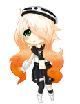 Chibi Lychee by Lylleith