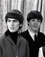 George and Paul Again by Mardawar