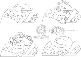 Oh there's More Logos by paime77