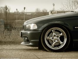 BMW E46 IV by MWPHOTO