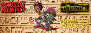 SATURDAY MORNINGS FOREVER: TUTENSTEIN by WOLVERINE25TH