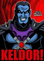 Cartoon Villains - 049 - Keldor! by CreedStonegate