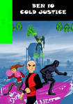 Ben 10 CJ #6: Junk Bond (The Cover) by Ben10Coldjustice