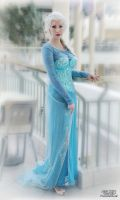 F R O Z E N : - Elsa The Snow Queen - Cosplay by Hello-Yuki