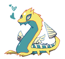 Dunsparce by sweating