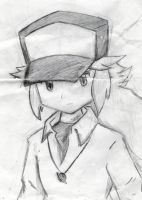 N Harmonia (sketch) - request by cutejana17