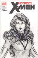 Jean grey Sketchcover by Csyeung