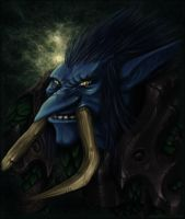 Troll hunter by kerighan