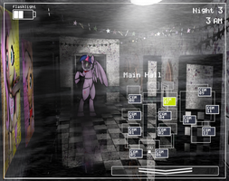 FNAF x MLP   Flash Game WORK IN PROGRESS WAVE     by polygonicat