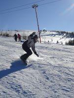 Winter sport : Snowboarding by toldeanQ