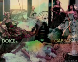 dolce and gabbana by candypop-kun