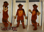 RedXIII Has Joined The Brawl by sora1992