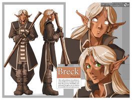 Breck by drcloud