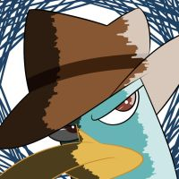 perry the platypus by teod32