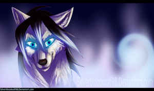 cold blue eyes by Silverbloodwolf98