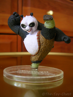 Kung Fu Panda - Po Figure by The-Toy-Chest