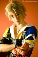 Tidus_Final Fantasy X_BL by Leox90