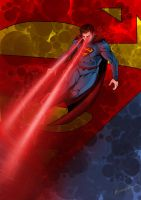 SUPERMAN by Nezotholem