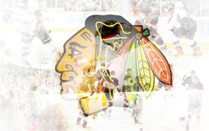 Blackhawks by dekadentfuture
