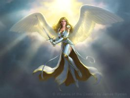 Angel Token by namesjames