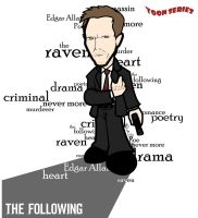 Ryan Hardy - The Following by toonseries