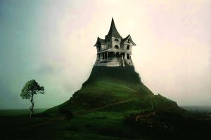 Hilltop House stock by Alegion-stock