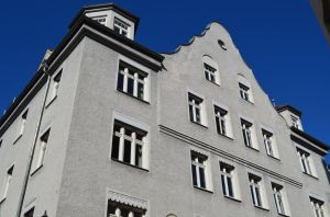 Augsburg Architecture by Glandrie