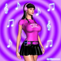 Hypnotic music by THE-HYPNOMAN