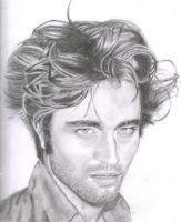robert pattinson by astronomy0domine