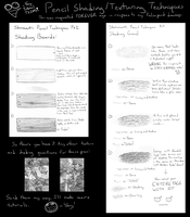 Pencil Tutorial Pt 1 and 2 by Shrineheart