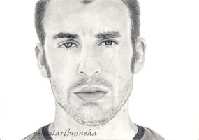 Chris Evans by artmapassion